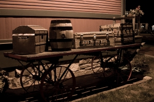 WAGON Copyright 2015 Melissa S Jeffrey