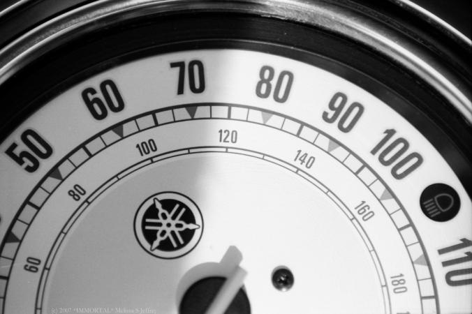 2007 Speedometer